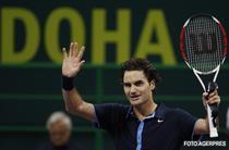 Roger Federer, in semifinale la Doha