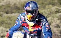 Cyril Despres (moto) a castigat etapa a treia