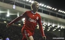 Liverpool obtine victoria in fata celor de la Manchester United