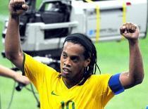 Ronaldinho e anuntat titular