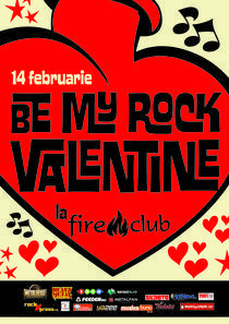 Be My Rock Valentine