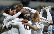 Real Madrid, victorie pe muchie de cutit