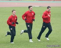 Dinamo, ca la antrenament