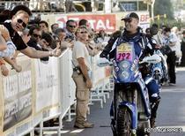 Terry, mort in timpul raliului Dakar