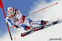 Janka, aur la slalom urias