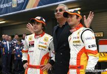 Renault ii cere scuze lui Piquet Jr.