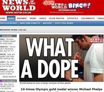 Phelps si-a cerut scuze