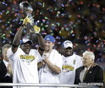 Al 6-lea titlu pentru Pittsburg Steelers.