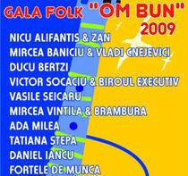 gala folk 2009