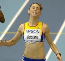 Angela Morosanu, aur la 60 metri