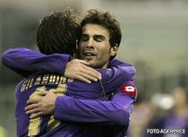 Mutu si Gilardino (Fiorentina)