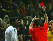 """Cartonasul rosu ar putea avea inca un """"frate"""" mai mic..."""