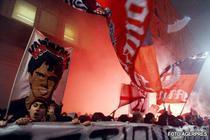 Suporterii Milanului pregatesc un protest la adresa conducerii