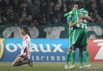 Fotogalerie: Cupa UEFA in imagini