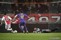 Mutu rateaza o mare ocazie in debutul meciului