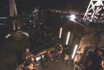 U2 in concert la BBC