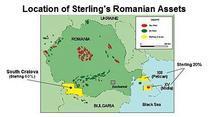 operatiuni Sterling in Romania si in Marea Neagra