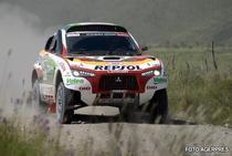 Mitsubishi paraseste Raliul Dakar