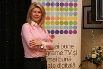 Severina Pascu, CFO UPC Romania