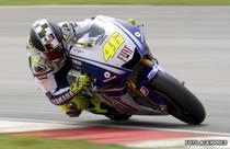 Rossi castiga la limita in Barcelona