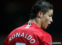 Ronaldo, inexistent pe Old Trafford