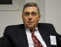 Alan Lord, bursier Fulbright