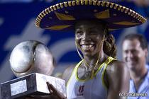 Venus Williams a castigat Mexic Open