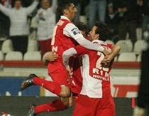 Victorie la pas a dinamovistilor in fata lui FC Vaslui