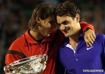 Federer-Nadal, rivalitatea deceniului
