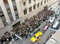 Panica in Manhattan, la o preselectie de fotomodele