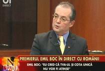 Emil Boc la 'Nasul'