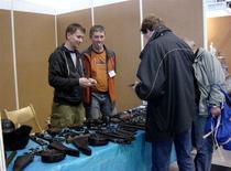 Interes crescut pentru arme in Germania