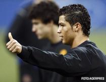 Ronaldo, dorit pe bani multi de United