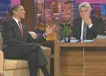 Obama, la Jay Leno