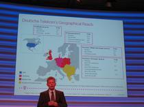 Reponsabilul Deutsche Telekom pentru Sud-Estul Europei prezinta operatiunile grupului