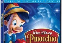 """DVD-ul """"Pinocchio"""""""