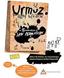 """Urmuz, """"Pagini bizare"""", cu 15 interventii de Dan Perjovschi"""