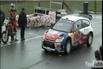 Motocross vs WRC