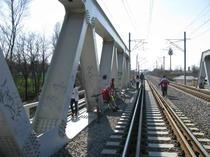 Podul CFR din Herastrau