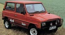 ARO s-a vandut in UK sub numele Dacia Duster