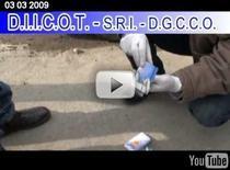 Arestarea unuia dintre suspecti