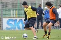 Chivu s-a pregatit normal la Inter