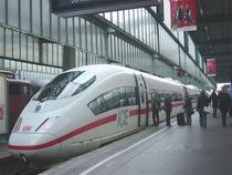 Tren al Deutsche Bahn