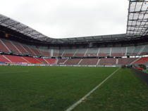 Va rezista gazonul din Klagenfurt tot meciul?