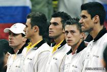 Romania, locul 22 in clasamentul Cupei Davis
