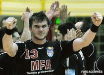 Alin Sania si Steaua nu renunta la titlu