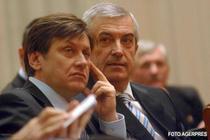 Lupta stransa intre Tariceanu si Antonescu