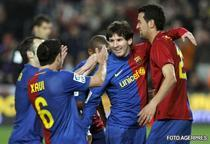 Barca, inca o victorie in Spania