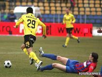 FC Brasov a ingenuncheat Steaua