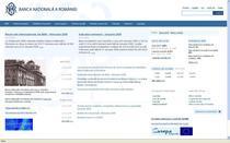 Noul site al BNR
